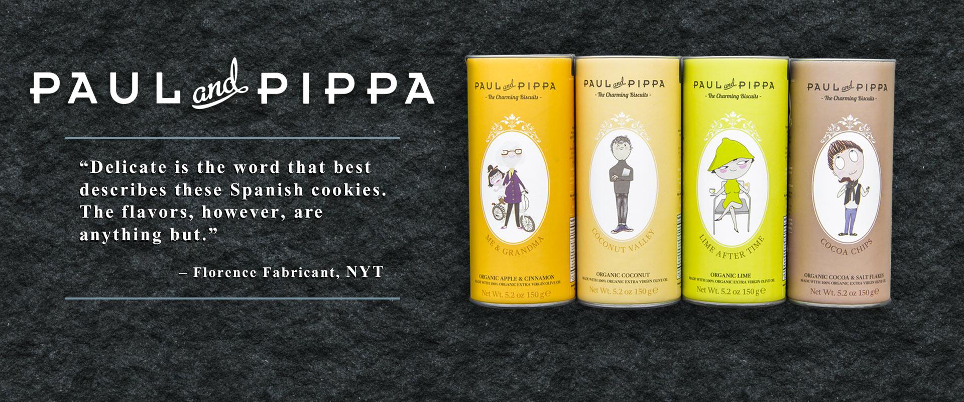 Paul & Pippa Cookies