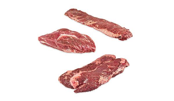 Grass-Fed Grilling Steak Samplre