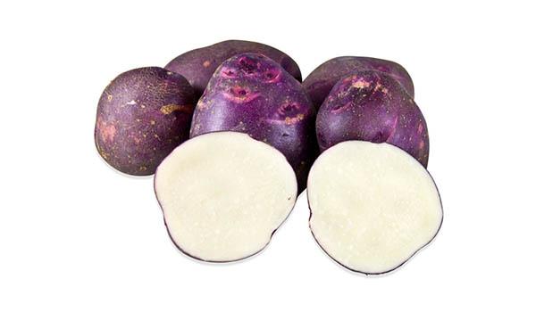 Viking Purple Heirloom Potatoes
