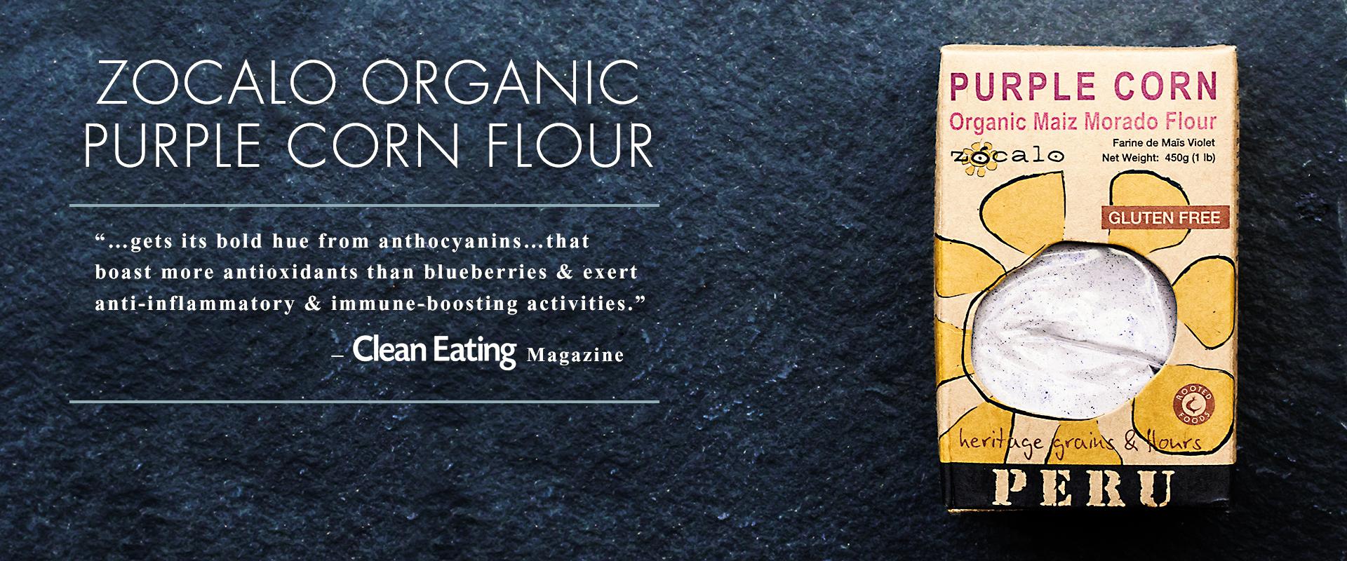 Purple Corn Flour