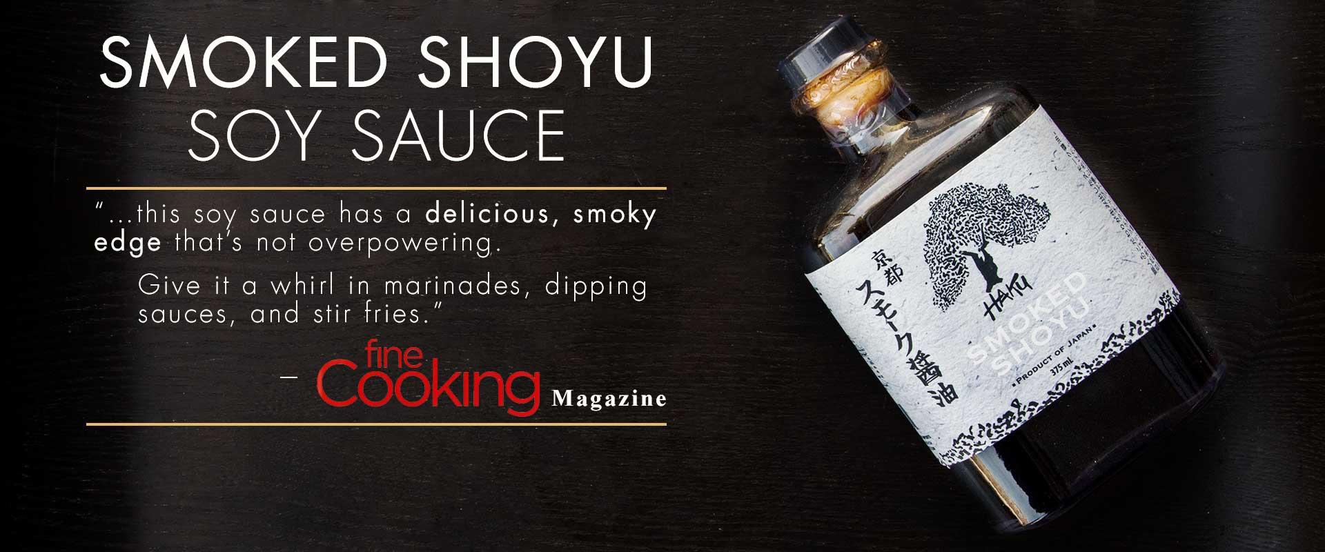 Smoke Shoyu